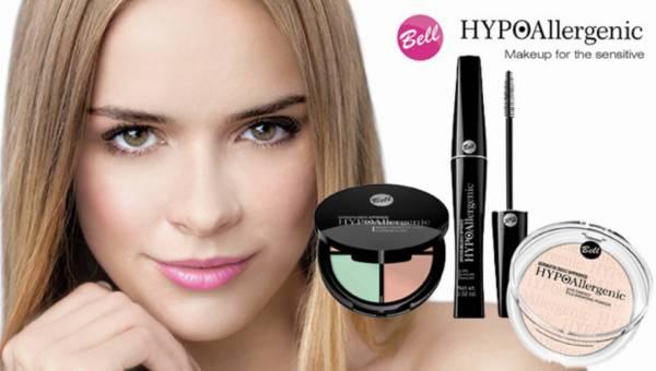 Hipoalergiczne kosmetyki do makijażu – Bell HYPOAllergenic