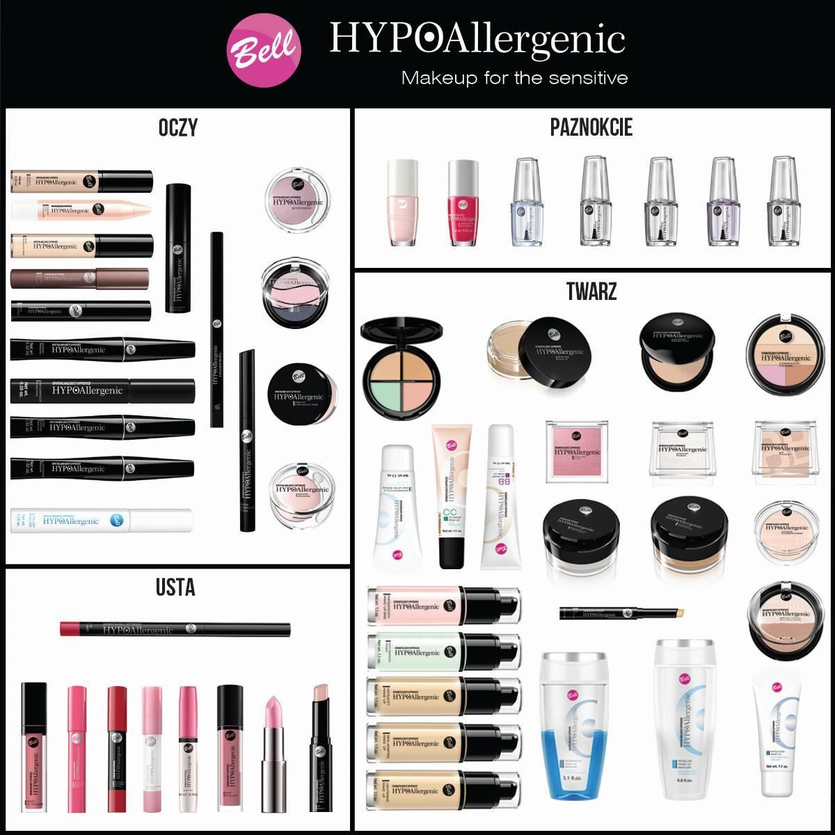 HYPOAllergenic - wszystkie produkty