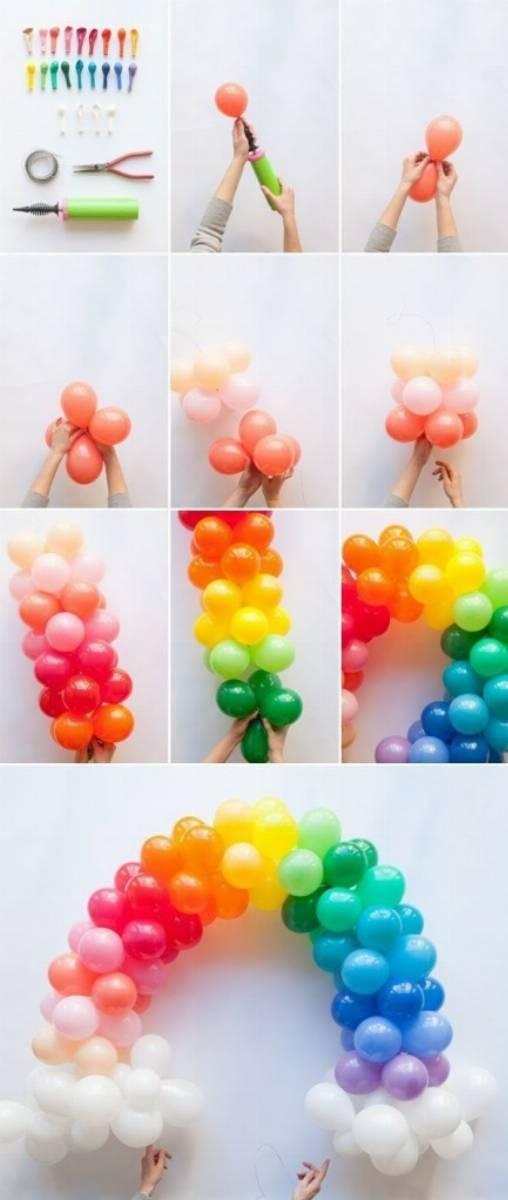 Inspiracje DIY balony (5)