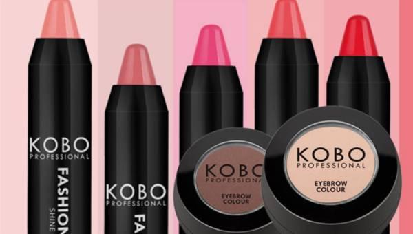 Kosmetyki KOBO Professional – Nowości