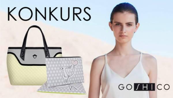 Konkurs: Wygraj wyjątkową torebkę GOSHICO