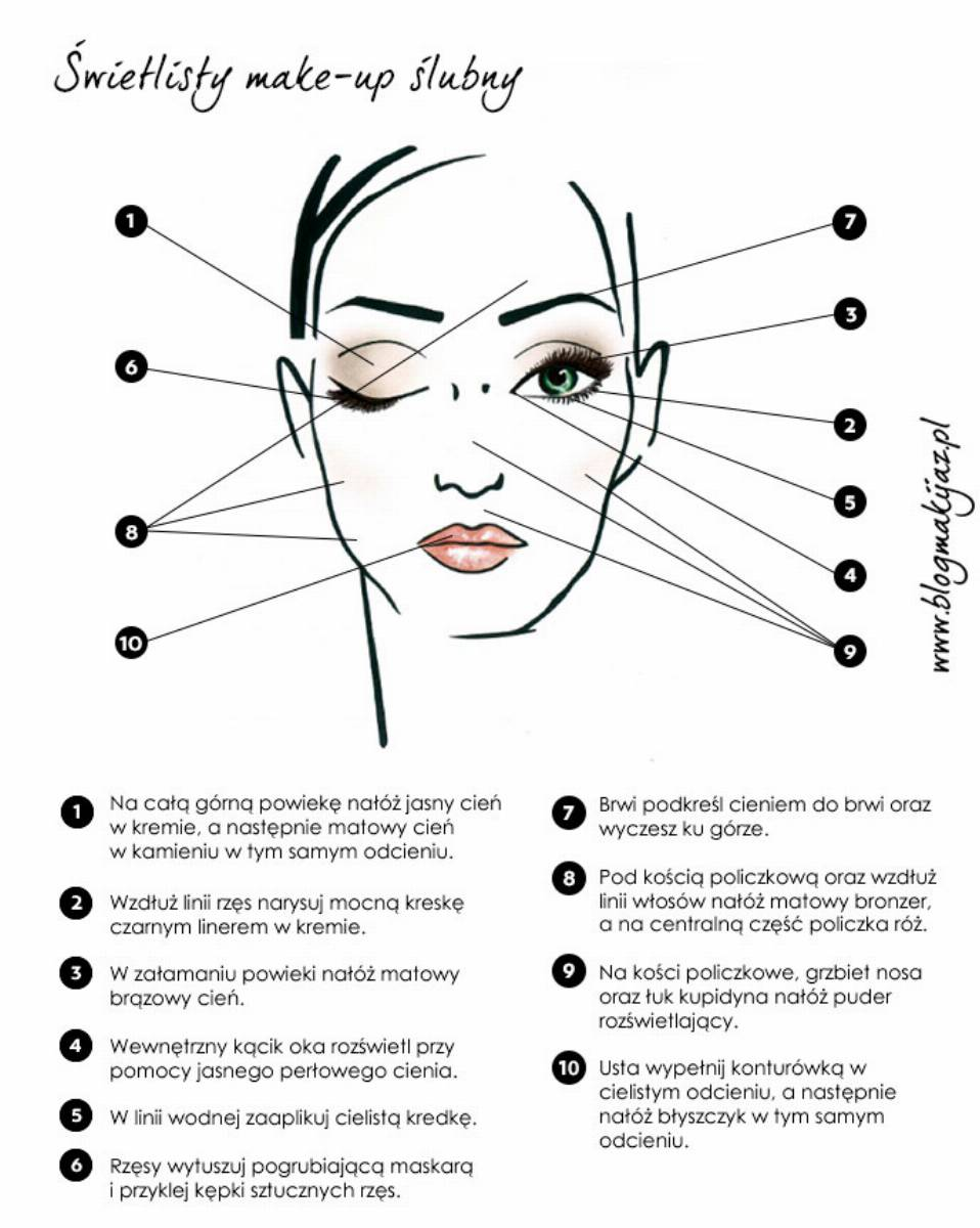 makijaż-slubny-jak-zrobić