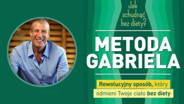 Fragment książki: Jak schudnąć bez diety? Metoda Gabriela