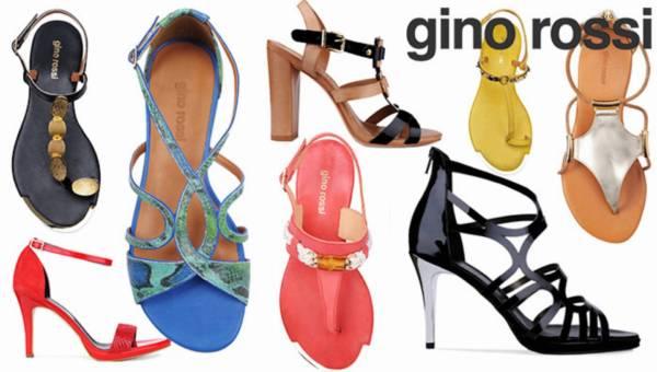 Modne buty na lato 2015 w kolekcji Gino Rossi