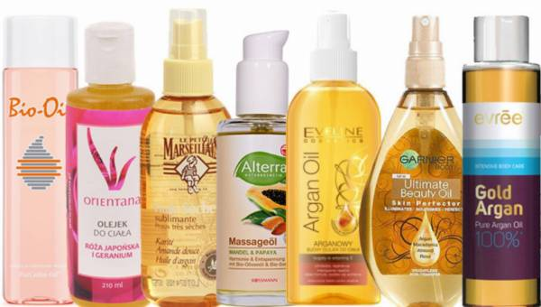 Top 12: Najlepsze olejki do pielęgnacji ciała