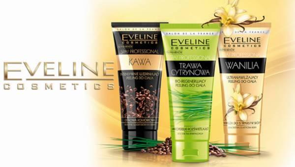 Peelingi do ciała od Eveline Cosmetics  z serii Spa! PROFESSIONAL