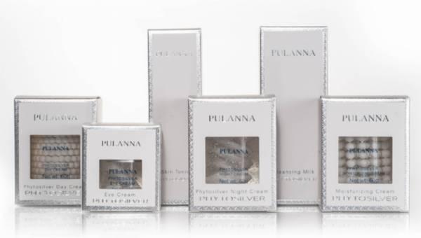 Elegancka seria Phytosilver marki Pulanna