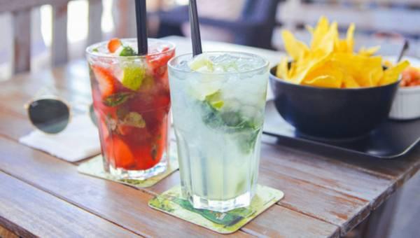Co powinniśmy pić latem?