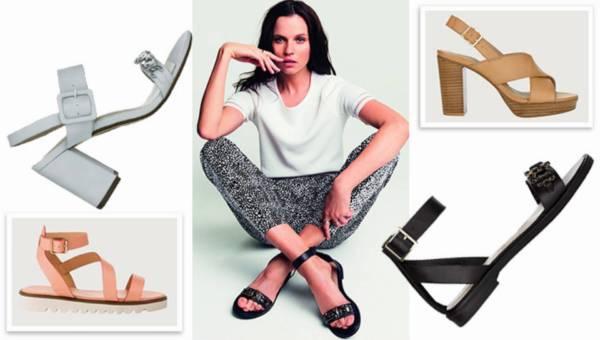 Sandały na lato 2015 od Marks & Spencer