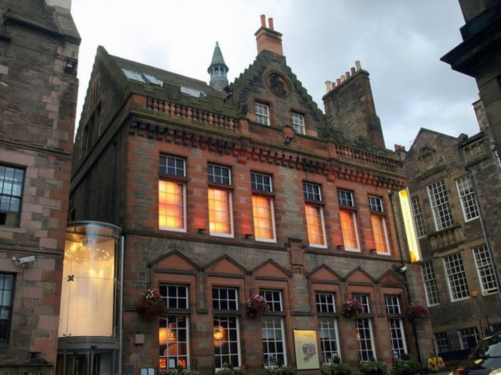 Scotch Whisky Heritage Centre, źródło: http://commons.wikimedia.org