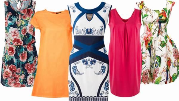 Shoppingowy przegląd: Sukienki na upały na lato 2015 (ponad 80 zdjęć!)