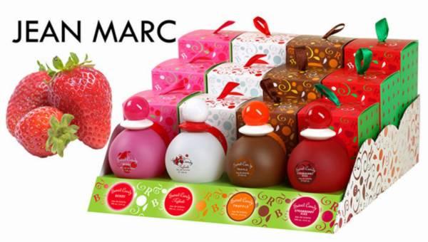 Apetyczne  wody toaletowe Sweet Candy od Jean Marc