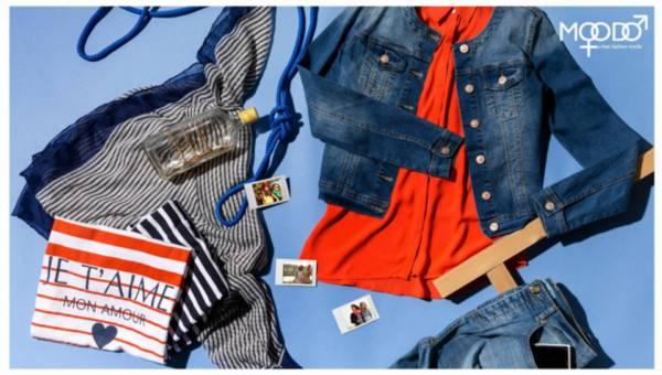 Ubrania w stylu marynarskim od MOODO – NAUTICAL SUMMER
