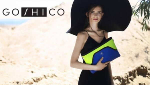 Wyjątkowe torebki GOSHICO na lato 2015