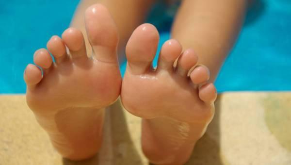 Zdrową stopą przez cały rok