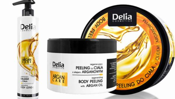 Argan Care od Delia Cosmetics – zadbaj o skórę po lecie