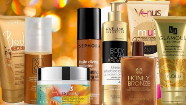 TOP 8 Rozświetlające kosmetyki do ciała – przegląd
