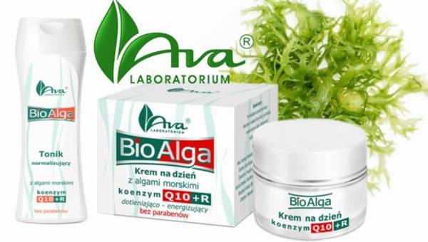 Seria kosmetyków BIO ALGA od  Laboratorium Kosmetycznego AVA
