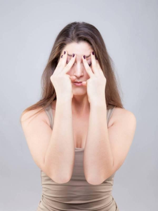 joga twarzy na zmarszczki