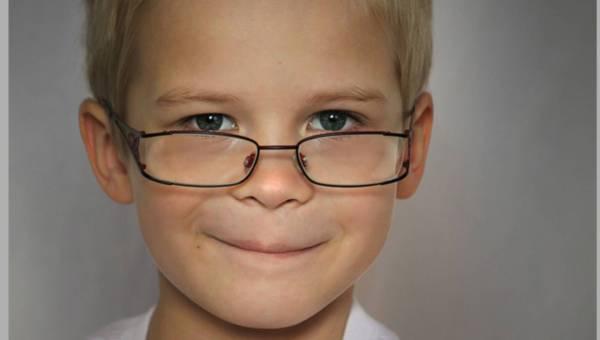 Czy dzieci mogą wyrosnąć z wady wzroku?