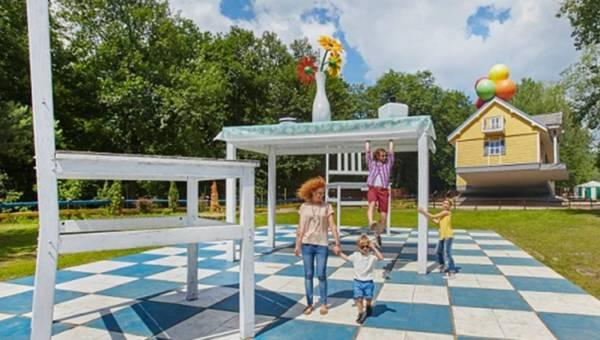 Farma Iluzji – pomysł na weekend z maluchem