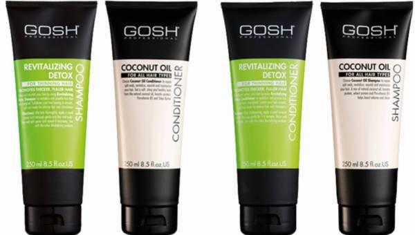 GOSH PROFESSIONAL Dtetox i Coconut Oil