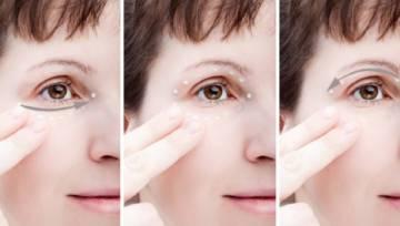 Jak prawidłowo nakładać krem pod oczy – tutorial w 8 punktach