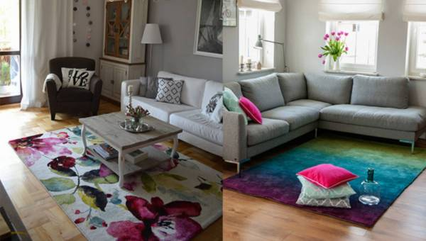 Jak odmienić wnętrze za pomocą dywanu?