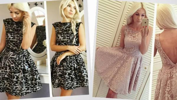 Końcówka lato na imprezowo! Gotowe stylizacje z sukienkami