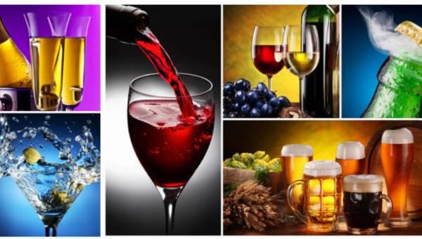 Masz ochotę napić się i nie przytyć ? Oto alkoholowy TOP 10 – jaki alkohol ma najmniej kalorii