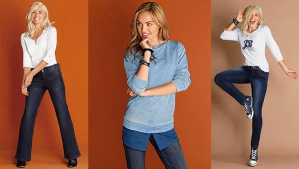 Jeansowe propozycje od bonprix