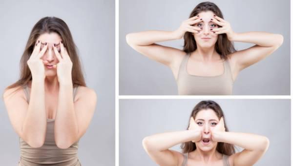 Zamiast botoksu: joga twarzy ćwiczenia