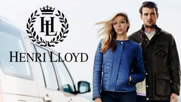 Kolekcja Henri Lloyd jesień-zima 2015