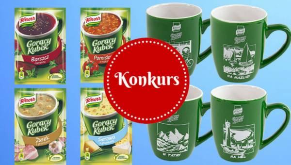 KONKURS: Przygotuj się na jesień z Knorr