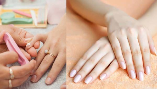 Masz zniszczone paznokcie? Lekarstwo to manicure japoński