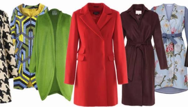 Shoppingowy przegląd: Modne płaszcze na jesień 2015
