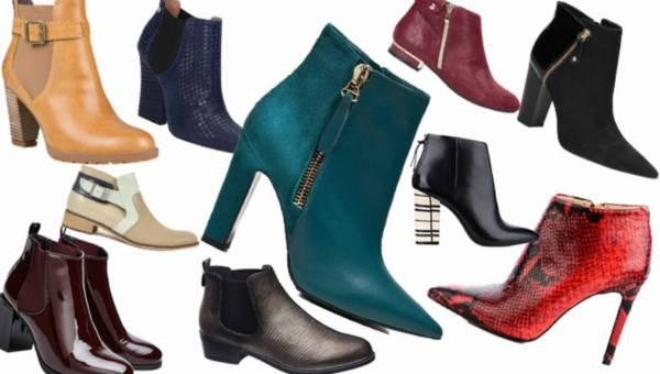 Shoppingowy przegląd: Modne botki jesień 2015