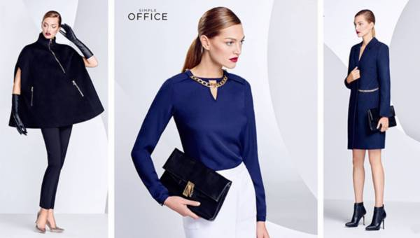 Kolekcja MOHITO na jesień 2015 – SIMPLE OFFICE