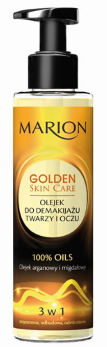 olejek demakijaz twarzy i oczu MARION