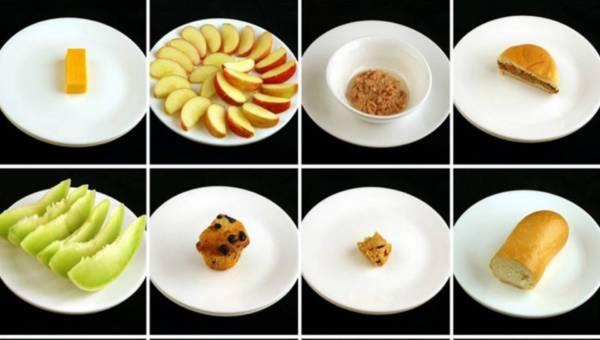Czy wiesz jak wygląda 200 kalorii w jedzeniu? Zobacz czy to dużo!