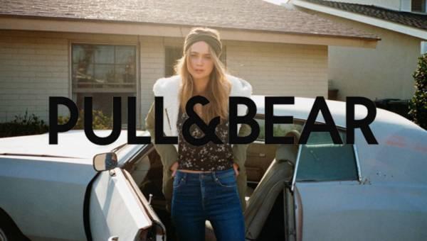 Pull&Bear jesień 2015 – kolekcja Pacific Girls