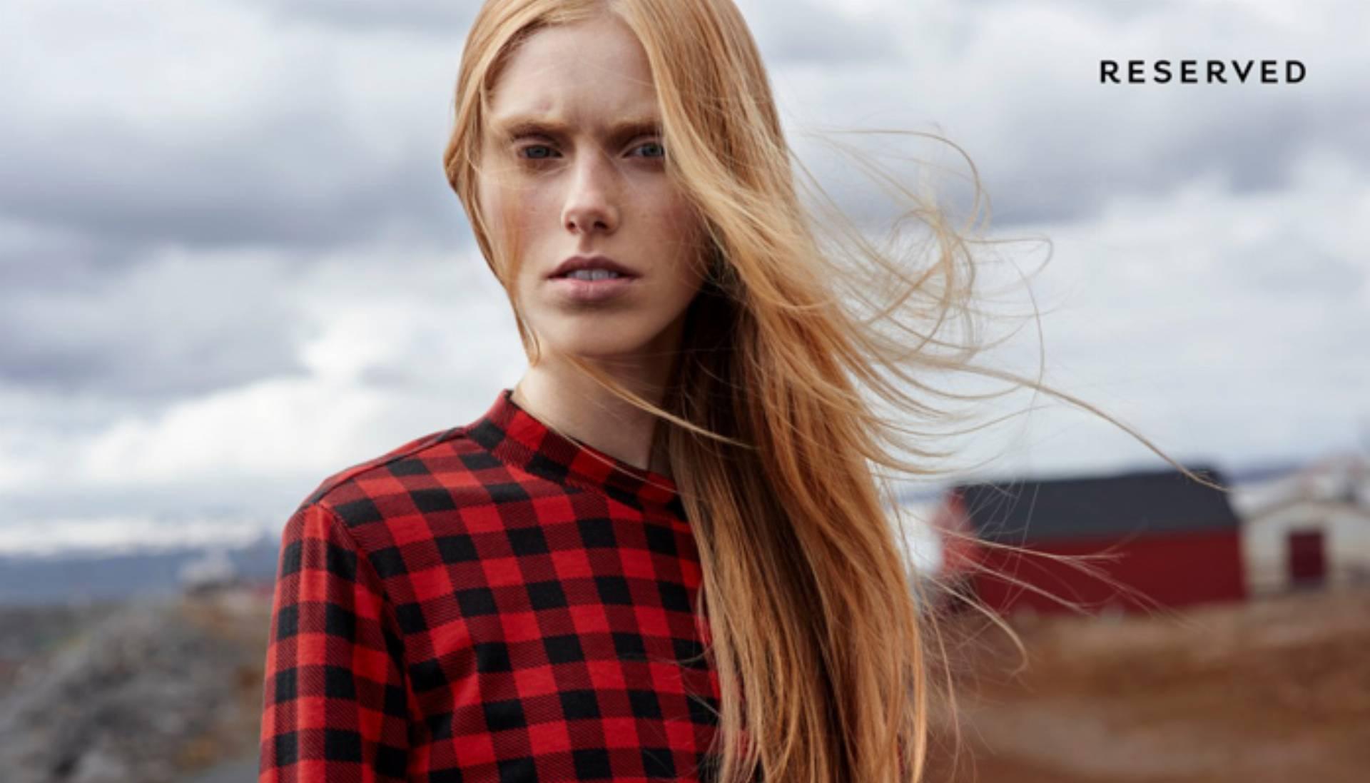 Reserved jesień-zima 2015 -  Young Fashion Lab log