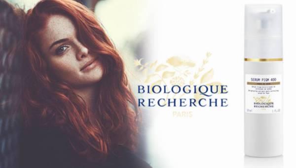 Wybraj z przebarwieniami z Serum PIGM 400 Biologique Recherche