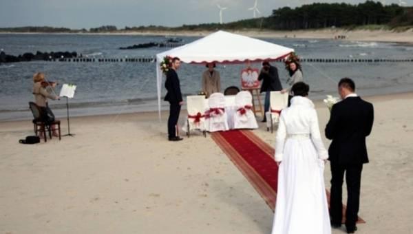 Planujesz małżeństwo? Może zdecydować się na romantyczny ślub w plenerze?