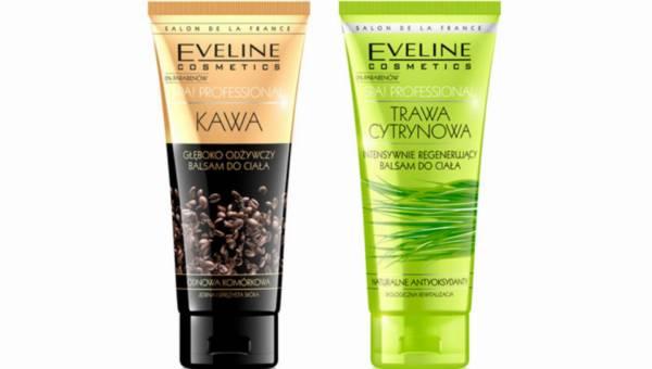 Nowe ekskluzywne balsamy do ciała z serii Spa! PROFESSIONAL Eveline Cosmetics