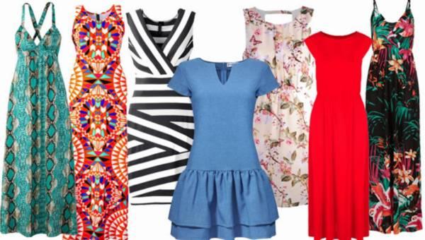 Shoppingowy przegląd: letnie sukienki do 200 zł