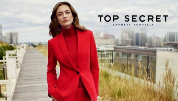 Kampania Top Secret jesień-zima 2015
