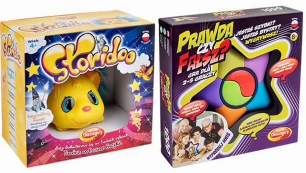Zabawki interaktywne Dumel