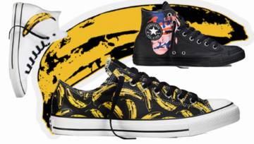 Converse Chuck Taylor All Star Andy Warhol – nowa kolekcja jesień-zima 2015