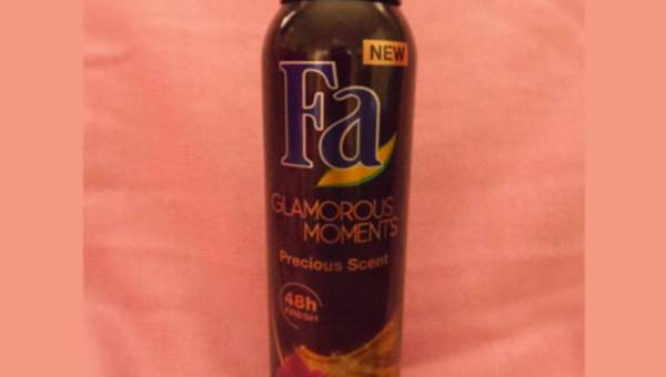Fa, Glamorous Moments, Dezodorant